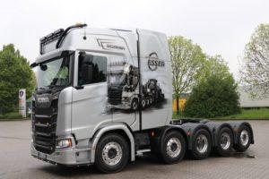 Schwertransporte_Esser_Scania_S_1