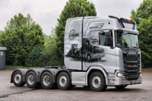 Schwertransporte_Esser_Scania_S_2