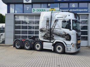 Esser_Braunkohlebagger_Scania_1