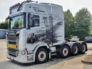 Esser_Braunkohlebagger_Scania_2